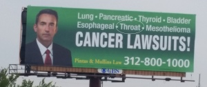 Cancer Lawsuit Ad